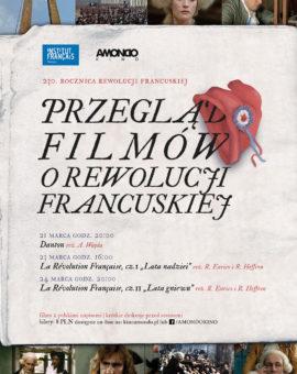 La Révolution Française, cz.2 – Przegląd filmów o Rewolucji Francuskiej