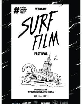 2. edycja Warsaw Surf Film Festival - SOBOTA