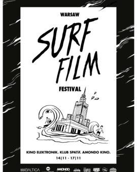 2. edycja Warsaw Surf Film Festival - NIEDZIELA
