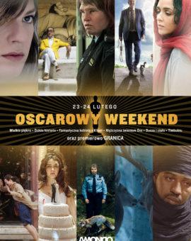Weekend OSCAROWY - niedziela