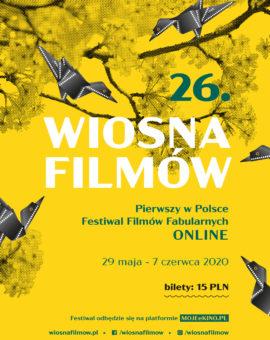 26. FF WIOSNA FILMÓW