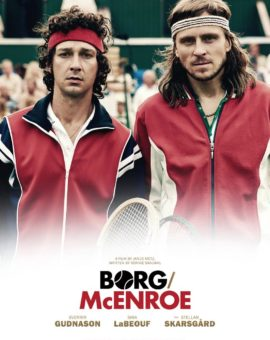 Borg/McEnroe: Między odwagą a szaleństwem.